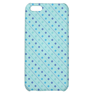 iPhone 4 Speck Case Hot Polka Dot Blue Cover For iPhone 5C