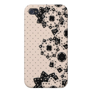 iPhone 4 Speck Case Polka Dot and Flowers Covers For iPhone 4