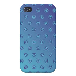 iPhone 4 Speck Case Turquoise Polka Dot Cover For iPhone 4