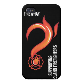 iphone 4 Speck fitted Wildland Firefighter Case
