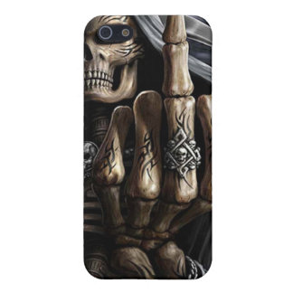 Iphone 4 speck- Grim Reaper (this one's for you) iPhone SE/5/5s Cover