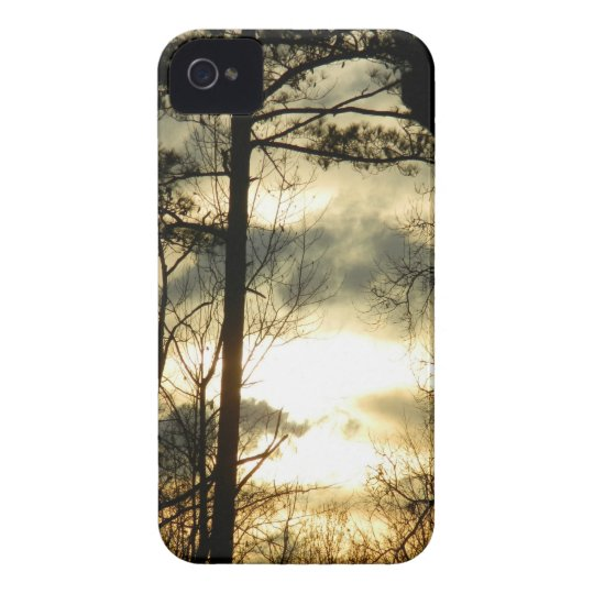 Iphone 4 sunset case