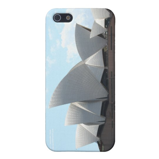 iPhone 4 Sydney operahouse Cover For iPhone SE/5/5s