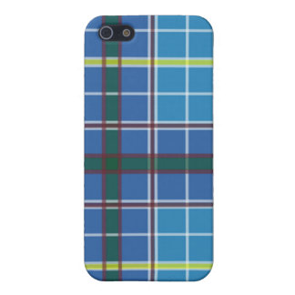IPHONE 4 Texas Tartan Cover For iPhone SE/5/5s