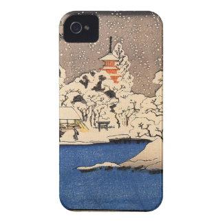 iPhone 4 ~ Utagawa Kuniyoshi Snow iPhone 4 Cover