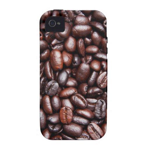 IPhone 4 Vibe Case - Coffee Bean Template - Custom