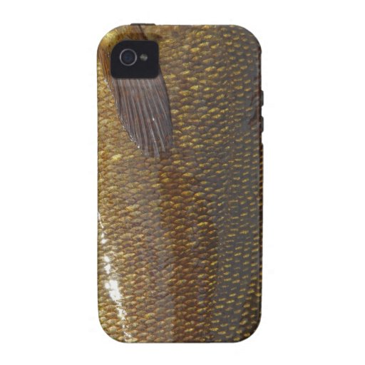 iPhone 4 Vibe Case (SMALLMOUTH BASS) iPhone 4 Covers