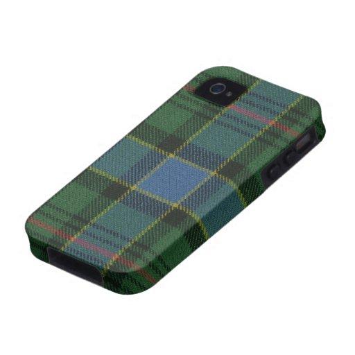 iPhone 4 Vibe Ogilvie Hunting Ancient Tartan Vibe iPhone 4 Cover