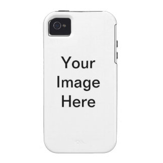Iphone 4 Vibe QPC template iPhone 4 Cases