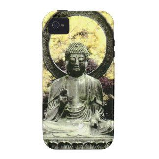 iPhone 4 - Zen Buda - fotografía coloreada de la m iPhone 4/4S Funda
