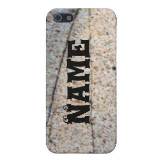 Iphone 4g Case-Stone Tile Graphic Design iPhone 5 Cases