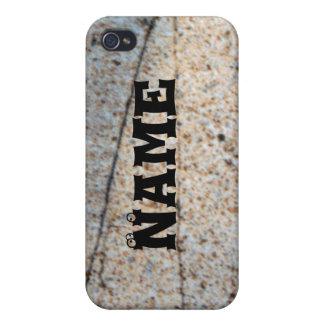 Iphone 4g Case-Stone Tile Graphic Design iPhone 4/4S Case