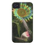 iPhone 4s Case - Hummingbird Fantasy iPhone 4 Case-Mate Cases