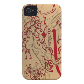 iphone 4s cool music iPhone 4 cover