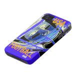 iPhone 4S del fútbol de 2012 niños y regalo de 4 c Case-Mate iPhone 4 Cárcasas