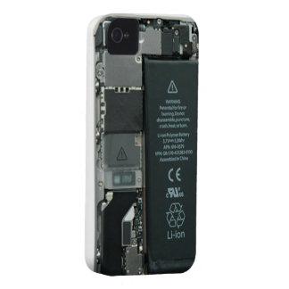 Iphone 4S Guts Case