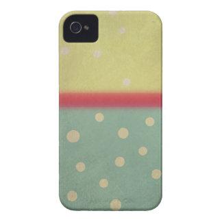 iPhone 4s - iphone 4 de los lunares del caso del Funda Para iPhone 4