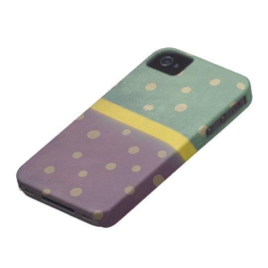 iPhone 4s - iphone 4 de los lunares del caso del Funda Para iPhone 4 De Case-Mate