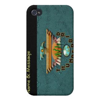iPhone 4s Thunderbird Adventure Cases For iPhone 4