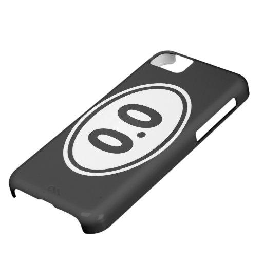 iPhone 5 0,0 divertidos no corro humor del caso