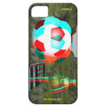 iPhone 5 3D Soccer Girl Case-Mate iPhone 5 Cases