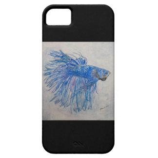 iPhone 5/5S, Barely There de la danza de fan iPhone 5 Carcasas