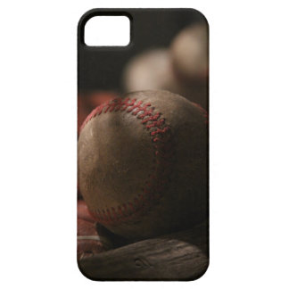 iPhone 5/5S, Barely There del béisbol del vintage Funda Para iPhone SE/5/5s