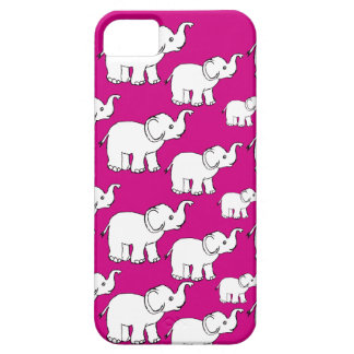 iPhone 5/5S, Barely There Elephant Pattern iPhone 5 Covers