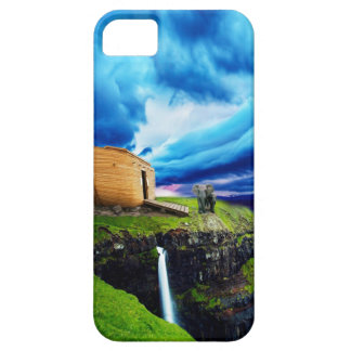iPhone 5/5S, Barely There - Loading the Ark iPhone SE/5/5s Case