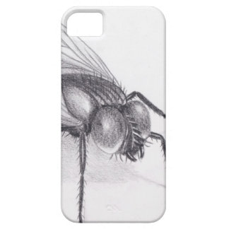 iPhone 5/5S, Barely There - Rebel Fly iPhone SE/5/5s Case