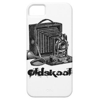 iPhone 5/5S, Barely There Vintage Camera Oldskool iPhone 5 Covers