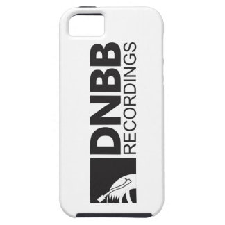 Iphone 5/5S case: DNBB recordings iPhone 5 Cover