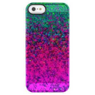 iPhone 5/5s Case Glitter Dust Uncommon Clearly™ Deflector iPhone 5 Case