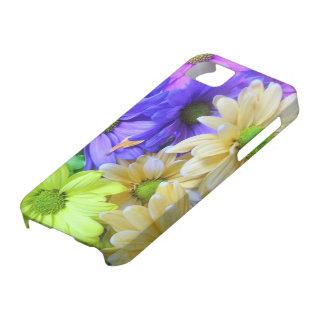 iPhone 5/5S Case - Multicolor Daisies l