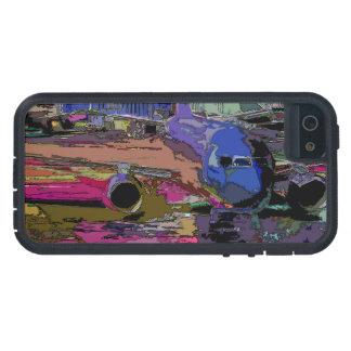iPhone 5/5S Case Passenger Jet Art
