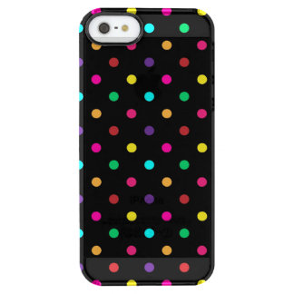 iPhone 5/5s Case Polkadots Uncommon Clearly™ Deflector iPhone 5 Case
