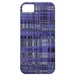 iPhone 5/5s Case - Purple Abstract