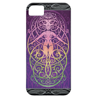 iPhone 5/5S Case - Sacred Ecology by C. McAllister