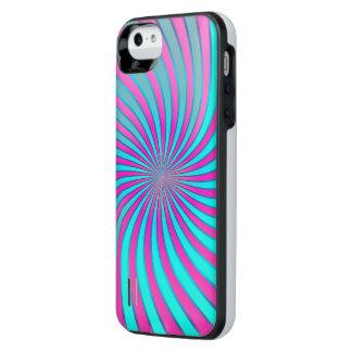 iPhone 5/5s Case Spiral Vortex Uncommon Power Gallery™ iPhone 5 Battery Case