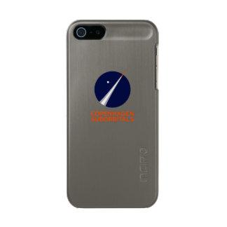 iPhone 5/5s Case with Copenhagen Suborbitals Logo