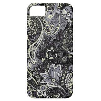 iphone 5 5s case with unique batik pattern 09