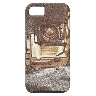 iPhone 5 5S caso de la cámara de la prensa del vi iPhone 5 Case-Mate Cobertura