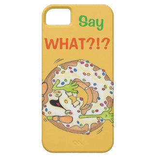 iPhone 5/5S 'Donut Donat' Case