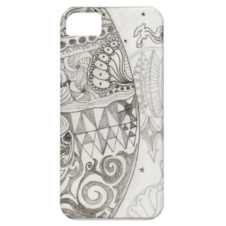 iPhone 5/5S, Jupiter Pattern iPhone SE/5/5s Case