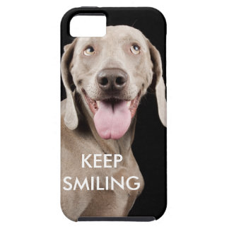 iPhone 5/5s - Keep Smiling iPhone SE/5/5s Case