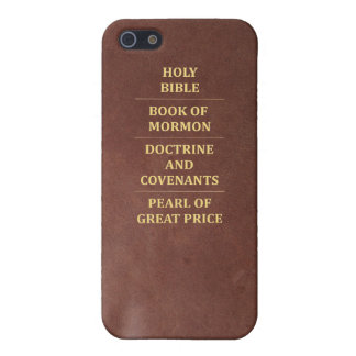 iPhone 5/5s - LDS Quad cover - Brown