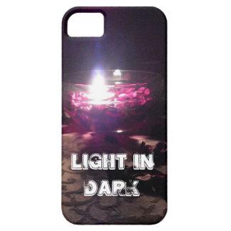 iPhone 5/5S, LIGHT IN DARK iPhone SE/5/5s Case