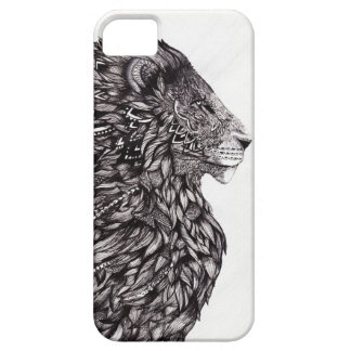 iPhone 5/5S Lion Phone Case