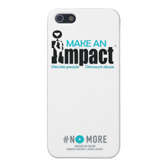 iPhone 5/5S MAKE AN IMPACT™ case