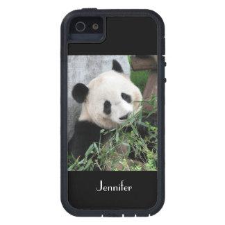 iPhone 5, 5S, panda gigante Xtreme de la caja dura iPhone 5 Carcasa